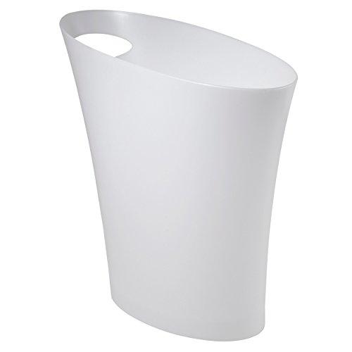 Umbra Skinny Sleek Amp Stylish Bathroom Trash Small Garbage