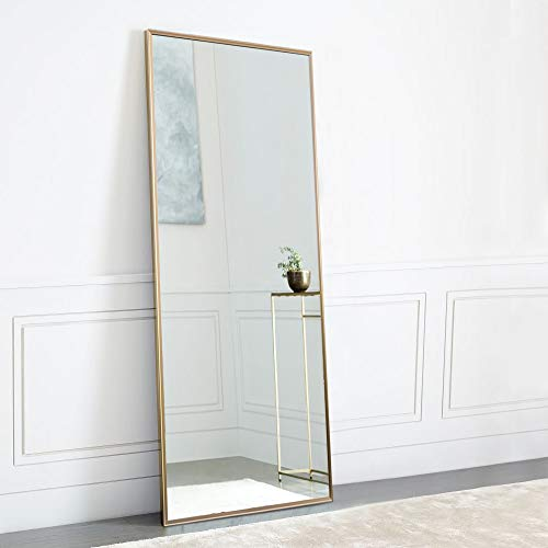 Neutype Full Length Mirror Standing Hanging Or Leaning
