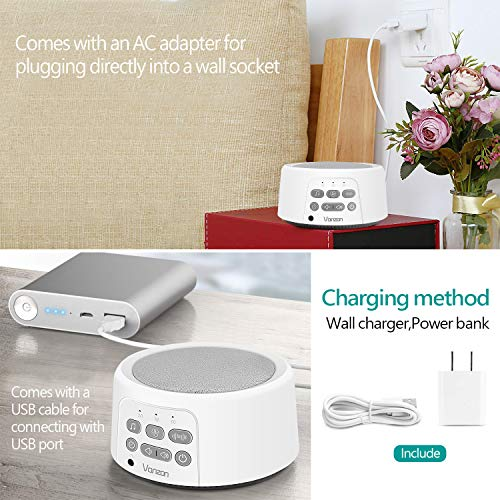 White Noise Machine Sound Machine With Baby For Sleeping