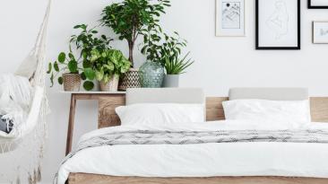 airbnb decor bedroom