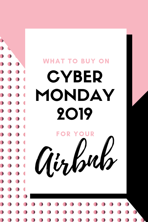 black friday cyber monday deals airbnb
