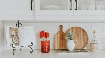 airbnb kitchen makeover on a budget