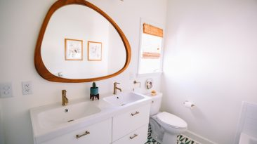 how to makeover bathroom on a budget