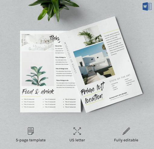 airbnb welcome template